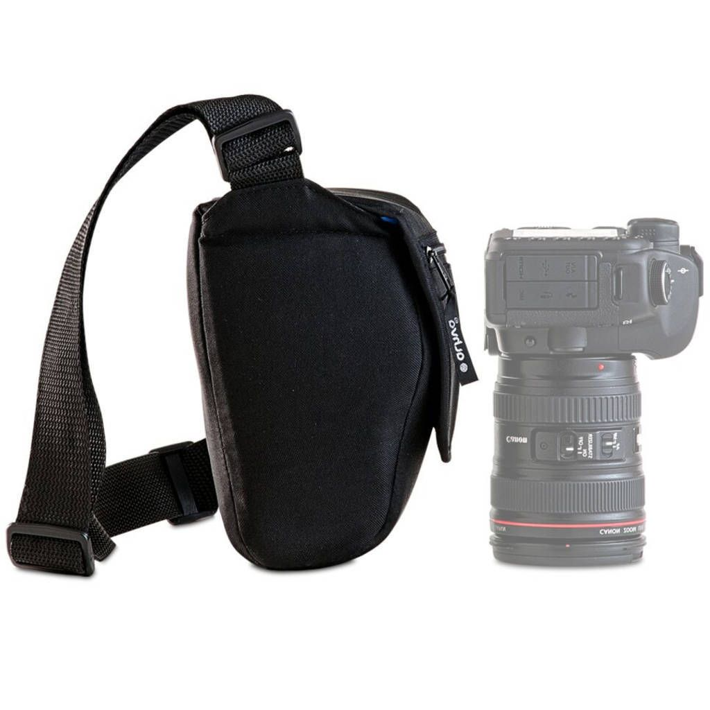Bolsa Luva Case Alhva Promo 3 para Câmera Fotográfica