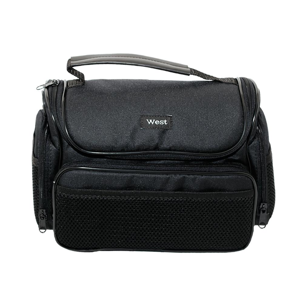 Bolsa para Câmera e Acessórios Fotográficos West Saturno   - Fotolux