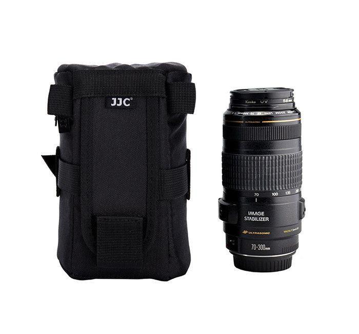 Bolsa para Lentes Fotográficas Case JJC - DLP-4