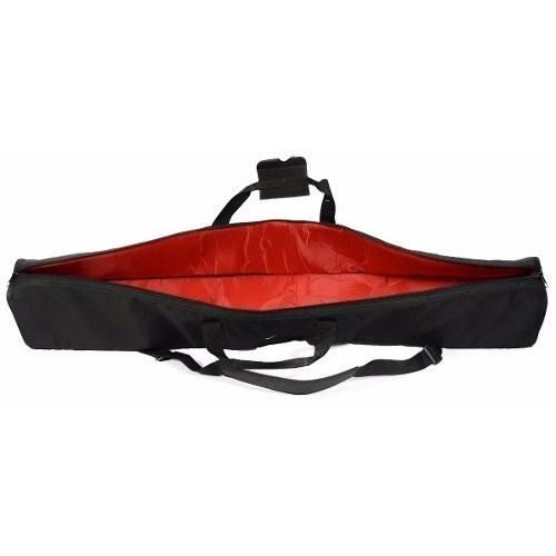 Bolsa West 60cm com Revestimento Interno Reforçado para Tripé Iluminação