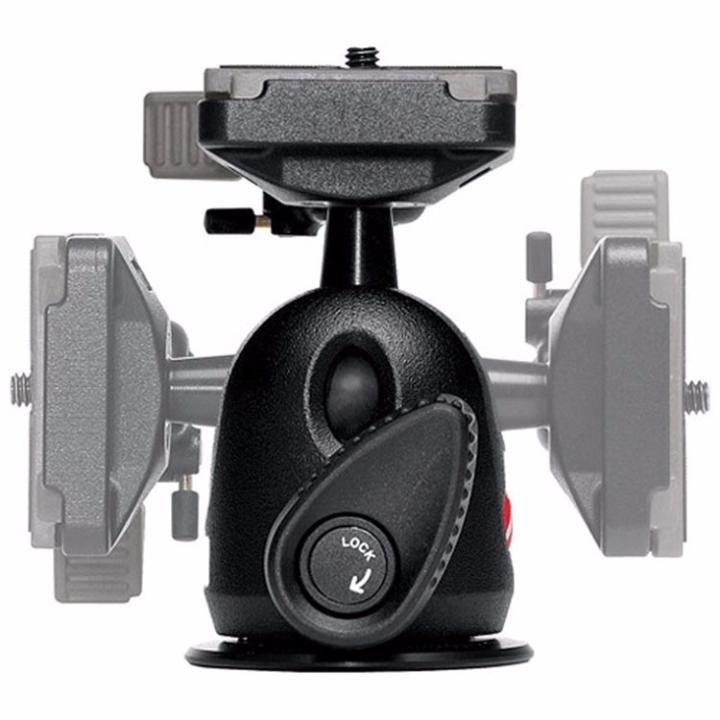 Cabeça para Tripé Manfrotto 494RC2 Mini Ball Head Esférica