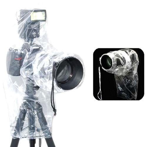 Capa de Chuva (2 unidades) para Câmeras JJC RI-6