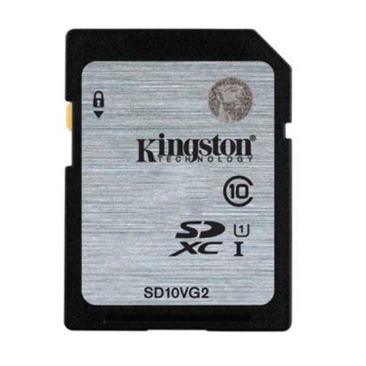 Cartão de Memória SDHC Classe 10 45MB/s Kingston - SD10VG2