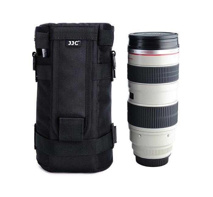Case para Lentes Fotográficas JJC - DLP-6  - Fotolux