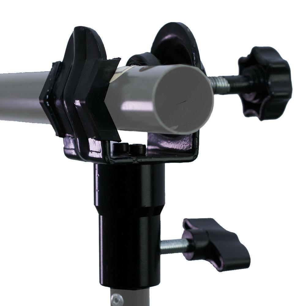 Clamp Multifuncional Greika YA-414 com Encaixe para Tripé de Iluminação
