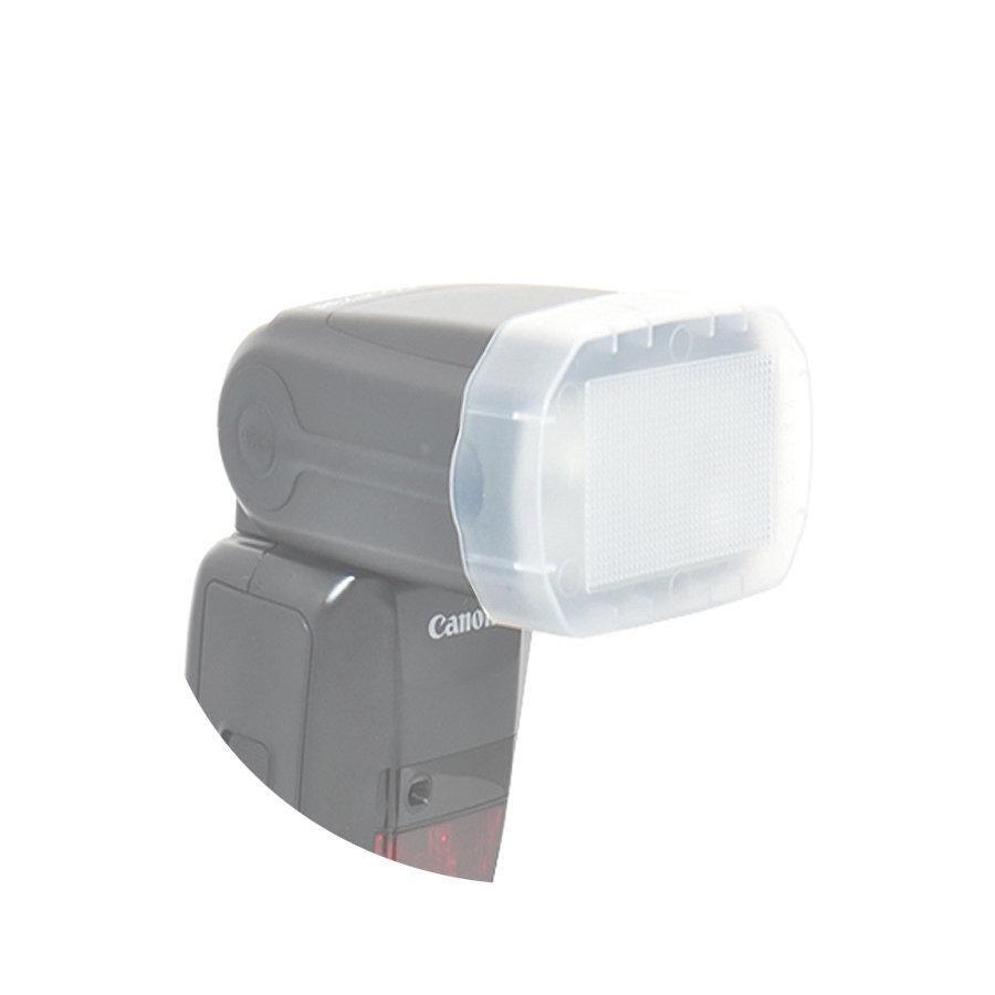 Difusor Plástico tipo Copo Alpes 600EX para Flash Speedlite Canon 600EX-RT