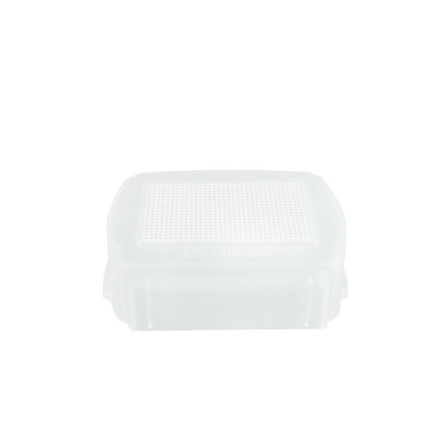 Difusor Plástico tipo Copo JJC FC-SB5000 para Flash Speedlite Nikon SB-5000