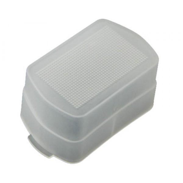 Difusor Plástico Tipo Copo para Flash Speedlite Canon 580EX  - Fotolux