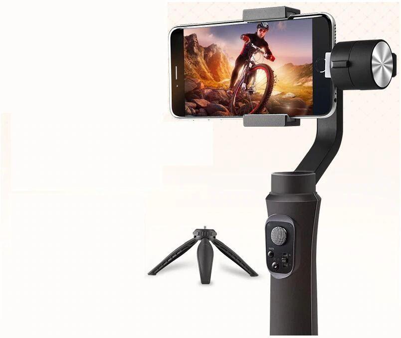 Estabilizador de Imagem para Celular Gimbal 3 Eixos Weifeng Wi-310  - Fotolux