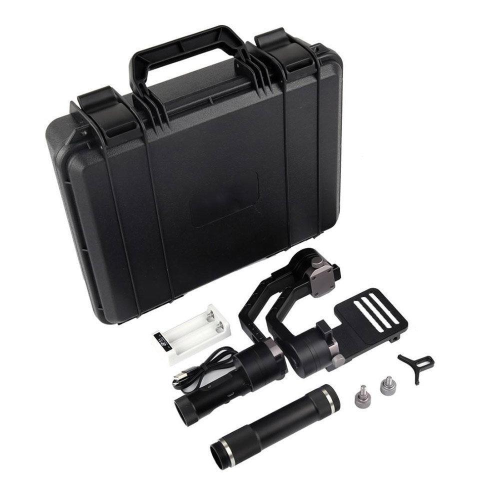 Estabilizador Steadycam Eletrônico Gimbal 360° 3 Eixos para Câmeras DSLR e Mirrorless - WV-ZY1107A