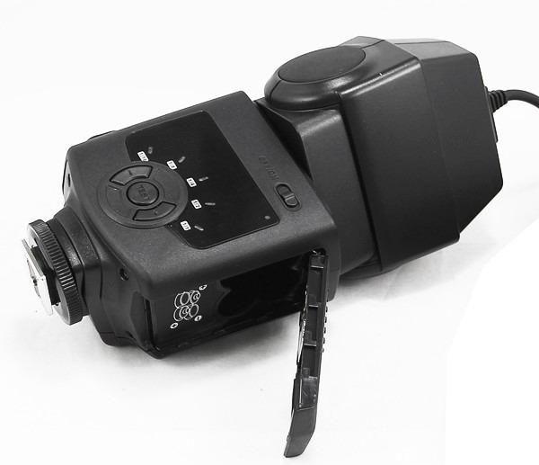 Flash Macro Ring Godox ML-150 para Câmeras Fotográficas
