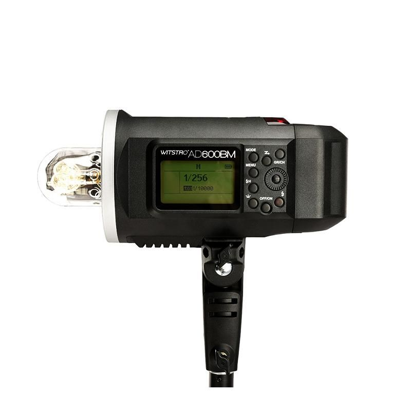 Flash Profissional Godox Witstro 600W à Bateria - AD600BM  - Fotolux