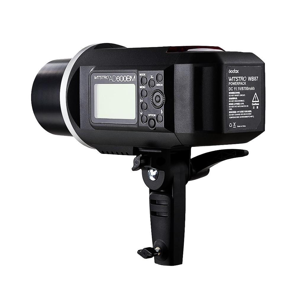 Flash Profissional Godox Witstro 600W à Bateria - AD600BM