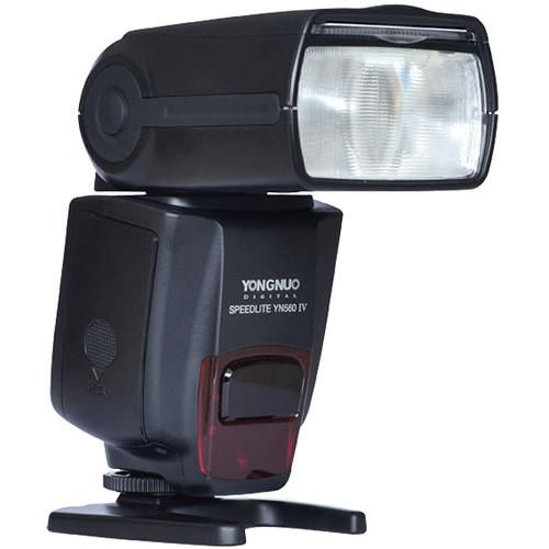 Flash Speedlite Digital Yongnuo YN560 IV para Canon e Nikon