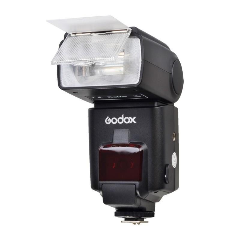 Flash Speedlite Godox TT680 TTL II Nº Guia 58 para Câmeras DSLR  - Fotolux