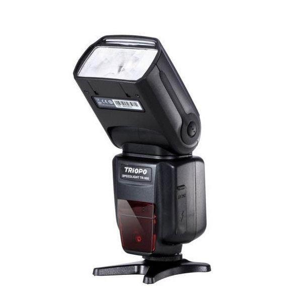 Flash Speedlite Triopo TR-988 com TTL para Canon e Nikon
