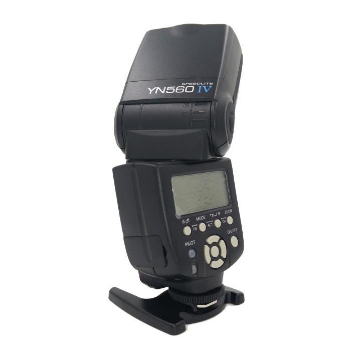 Flash Speedlite Yongnuo YN560 IV para Canon e Nikon  - Fotolux