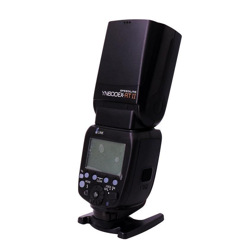 Flash Speedlite Yongnuo YN-600EX-RT II para Câmeras Fotográficas