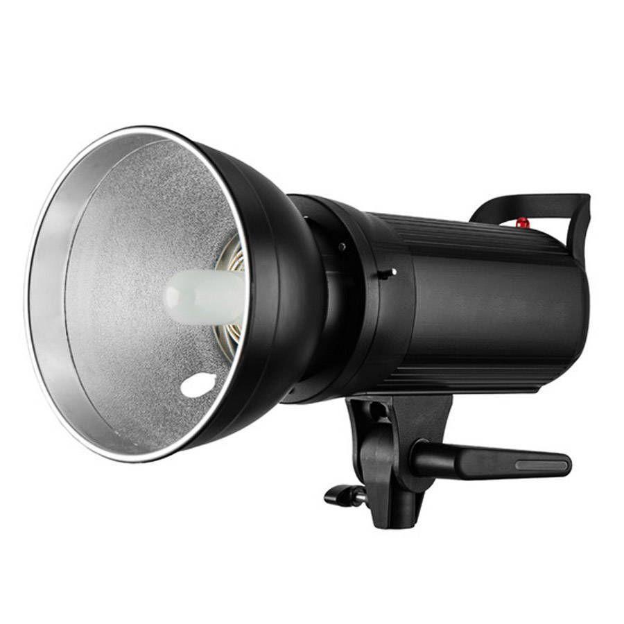 Flash Tocha 400W Godox SK-400II para Estúdio Fotográfico
