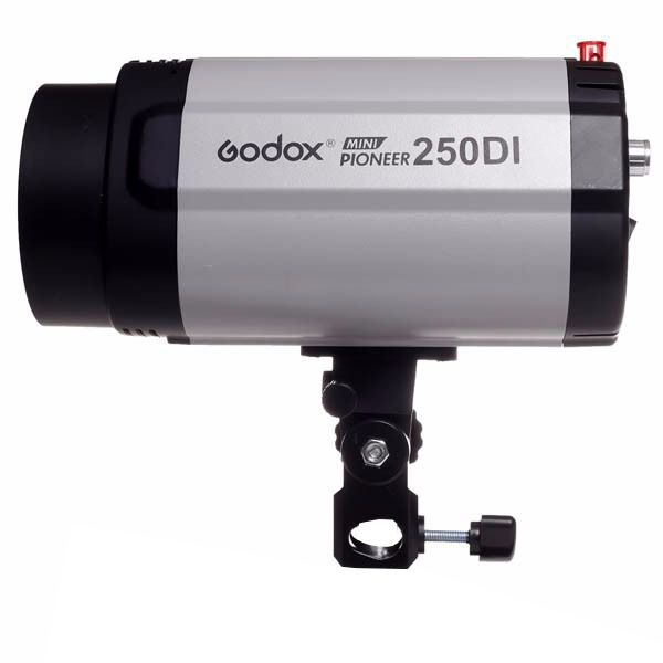 Flash Tocha Greika Godox 250DI para Estúdio Fotográfico