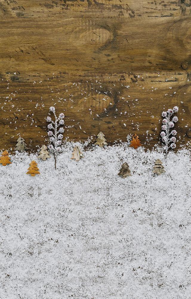 Fundo Fotográfico Decorado em Tecido Oxford - Tema Natal 12