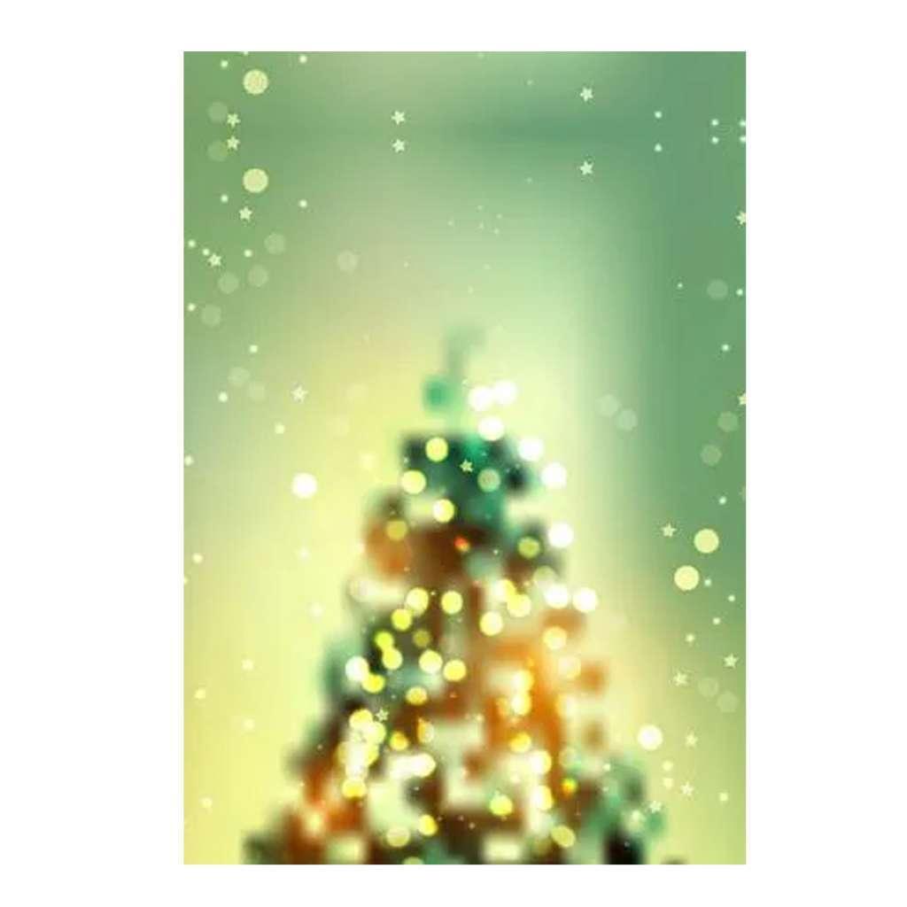 Fundo Fotográfico Decorado em Tecido Oxford - Tema Natal 1  - Fotolux
