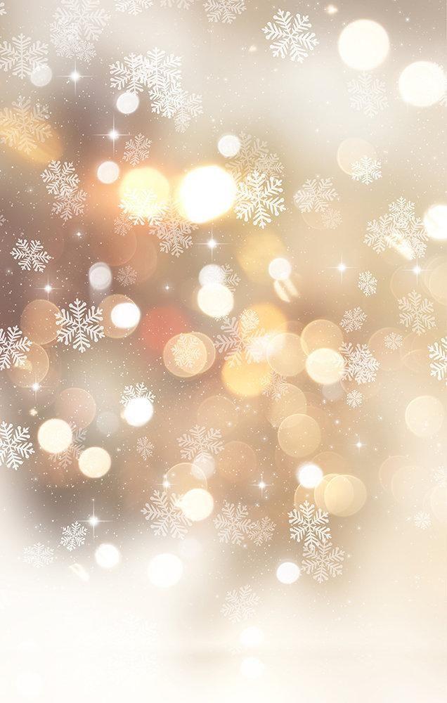 Fundo Fotográfico Decorado em Tecido Oxford - Tema Natal 9