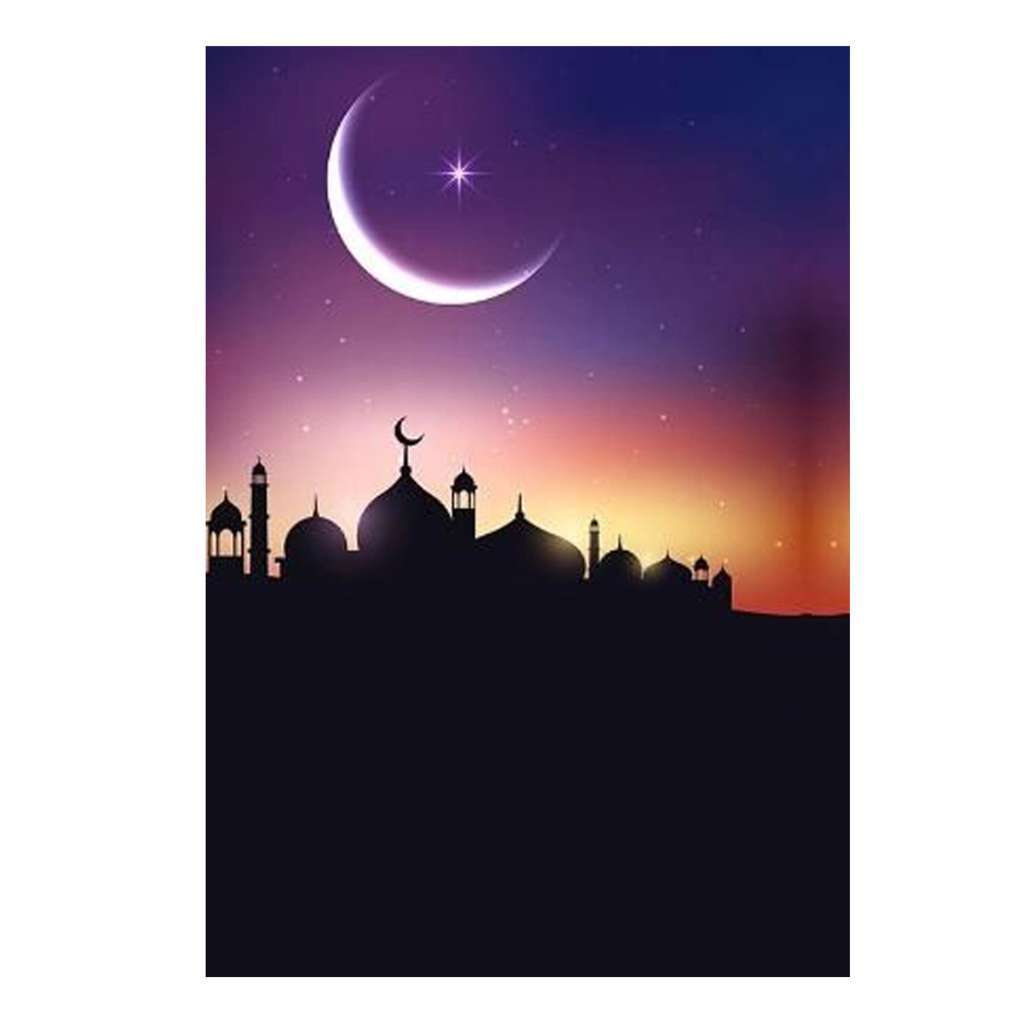 Fundo Fotográfico Decorado em Tecido Oxford - Tema Oriental 1  - Fotolux
