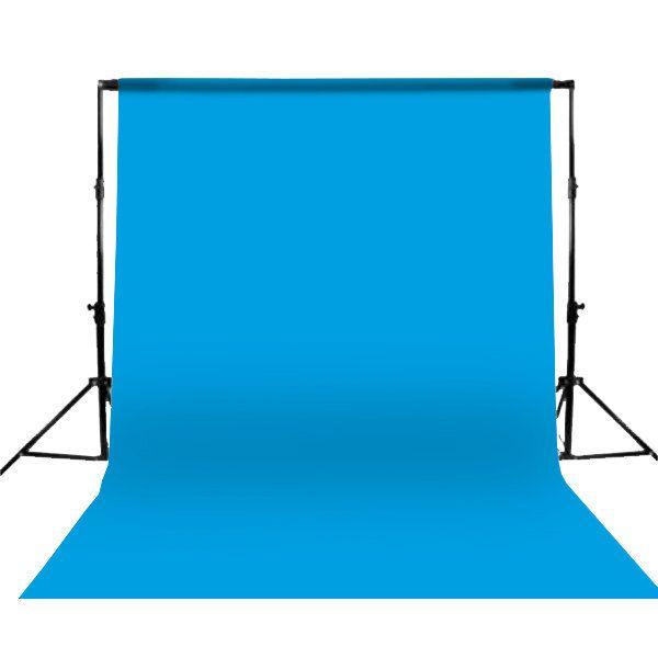 Fundo Infinito Profissional em Papel de Alta Densidade Greika -  Blue Heaven  - Fotolux