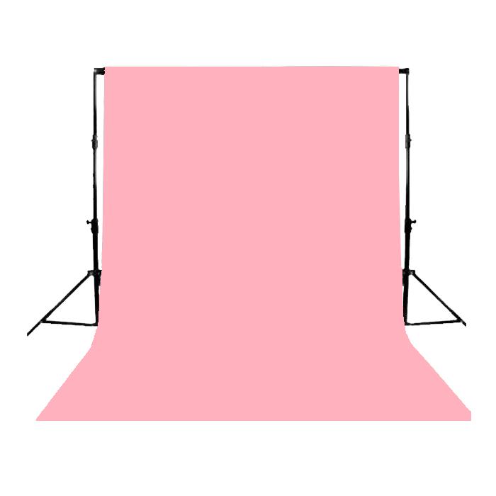 Fundo Infinito Profissional em Papel de Alta Densidade Greika - Pastel Pink 117  - Fotolux