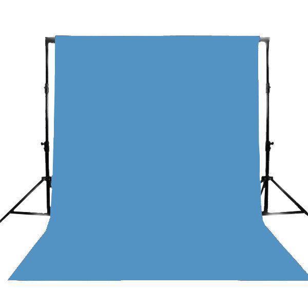 Fundo Infinito Profissional em Papel de Alta Densidade Greika - Regal Blue  - Fotolux