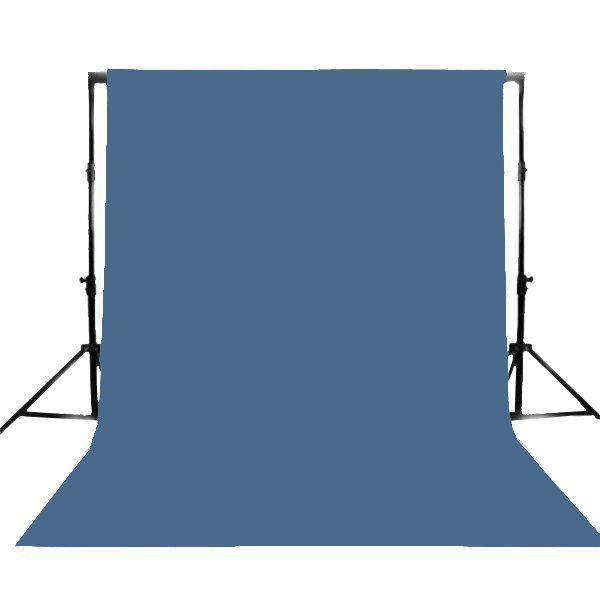 Fundo Infinito Profissional em Papel de Alta Densidade Greika - Regatta Blue  - Fotolux