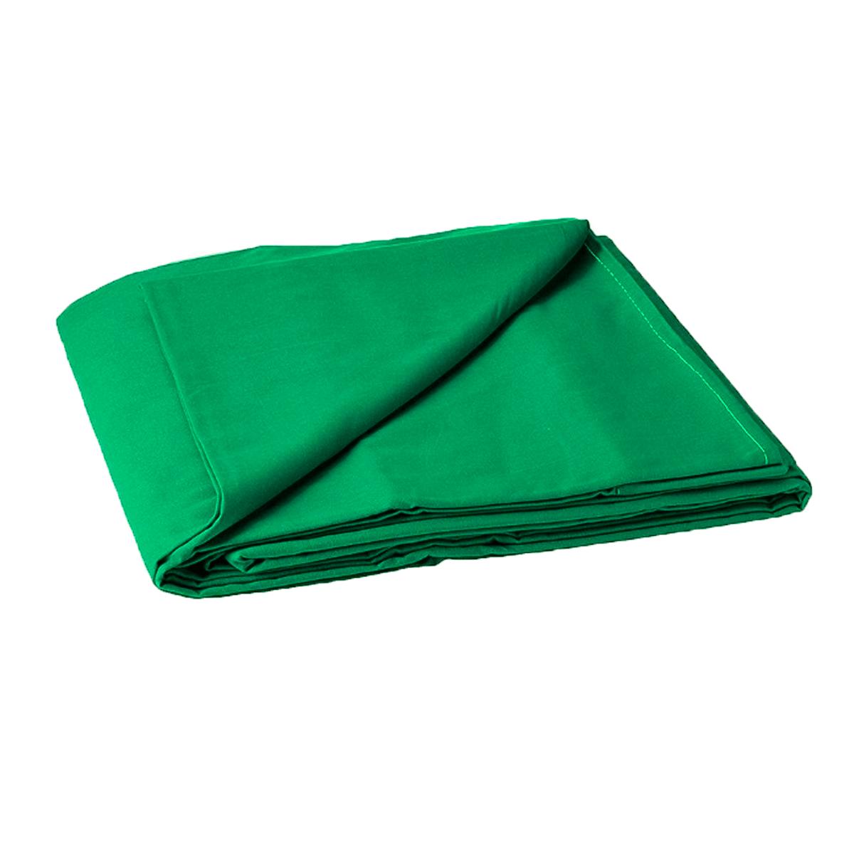 Fundo Infinito Sou Foto em Tecido Muslin Verde Chroma Key para Estúdio Fotográfico  - Fotolux