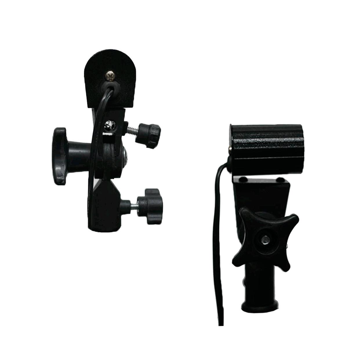 Iluminação para Foto e Vídeo com Softbox Universal 60x90, Soquete ATEK e Tripé de 2m  - Fotolux