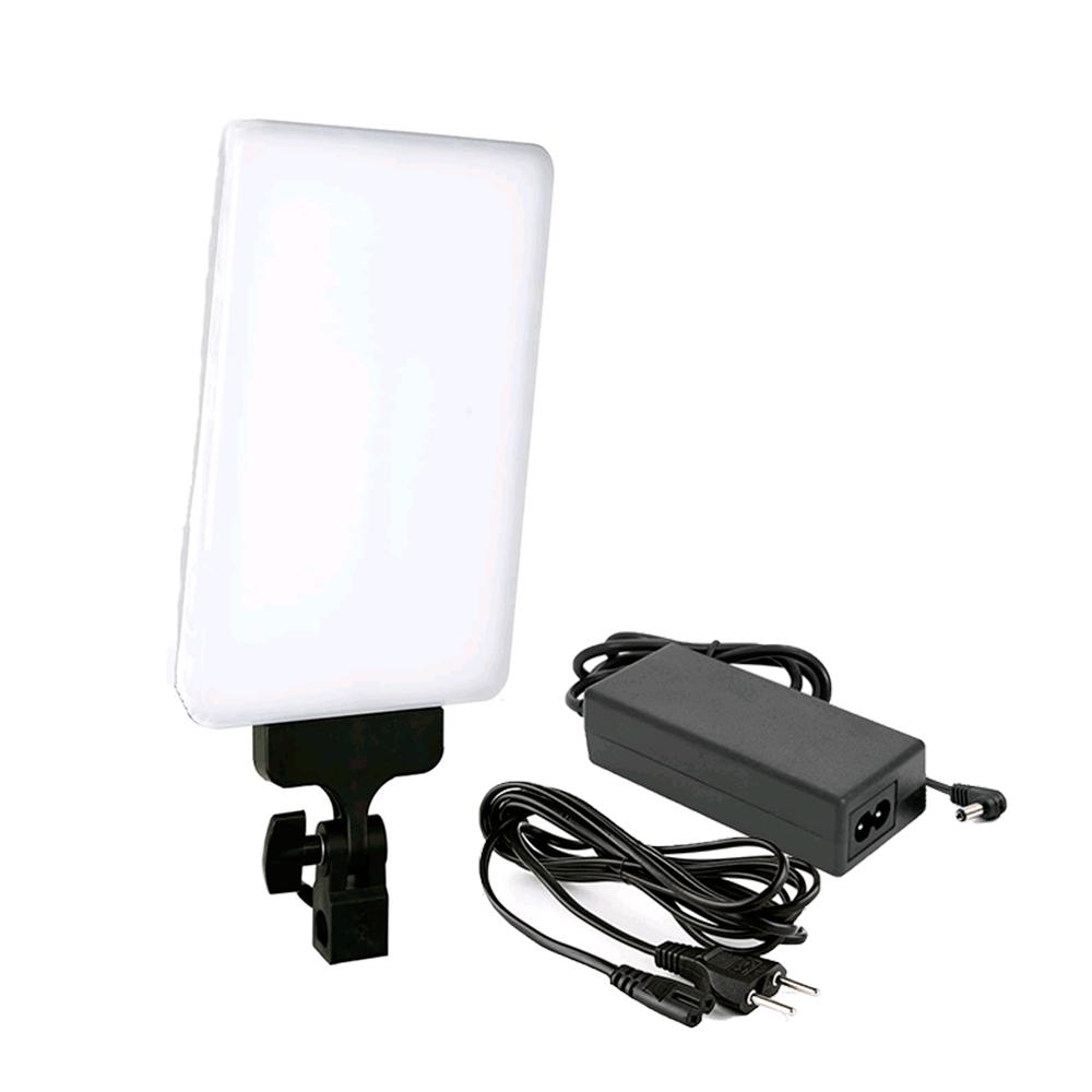 Iluminador de LED Equifoto 530C 30W para Fotografia e Filmagem  - Fotolux