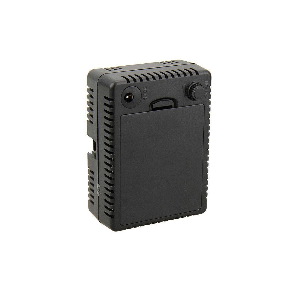 Iluminador de Led JJC 48D com 48 Leds para Câmeras e Filmadoras