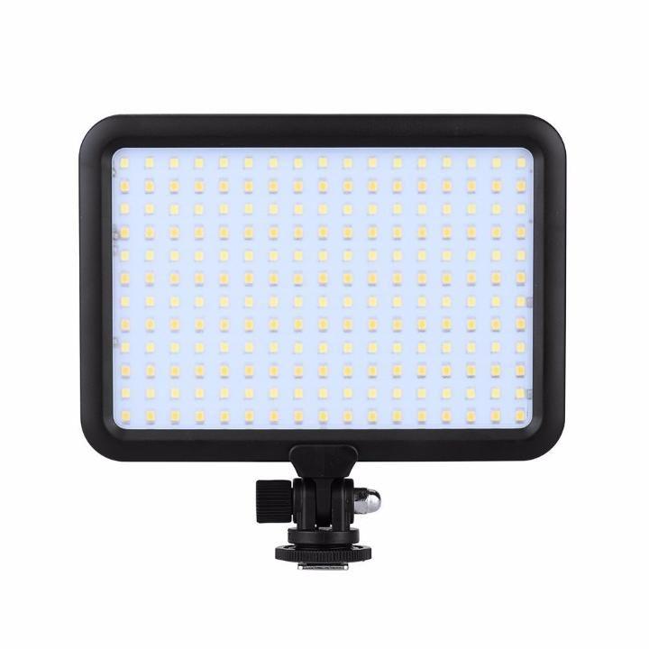 Iluminador de Led para Foto e Vídeo Led TTV-204 Triopo