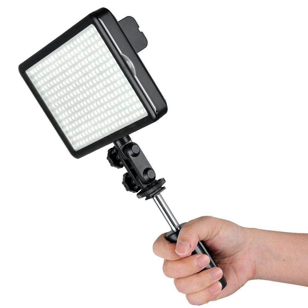 Iluminador de Led Profissional Godox 308c com Controle Remoto  - Fotolux