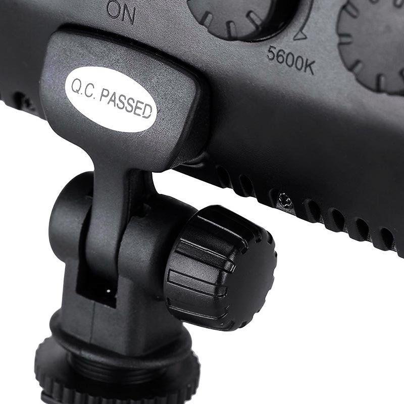 Iluminador de LED Soft VPAD112 Mettle para Câmeras DSLR  - Fotolux