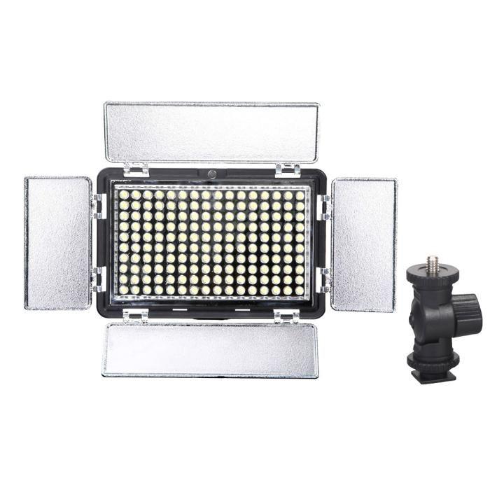 Iluminador de LED Verata 1080 Greika 160 Leds para Foto e Vídeo  - Fotolux