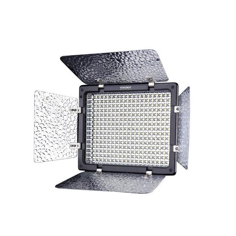 Iluminador de LED Yongnuo YN-300 II para Foto e Vídeo