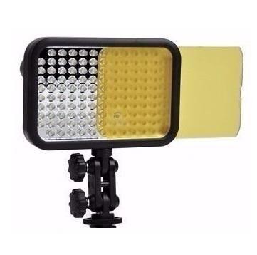 Iluminador LED Godox 126 Para Fotografia e Videos 126 Leds  - Fotolux