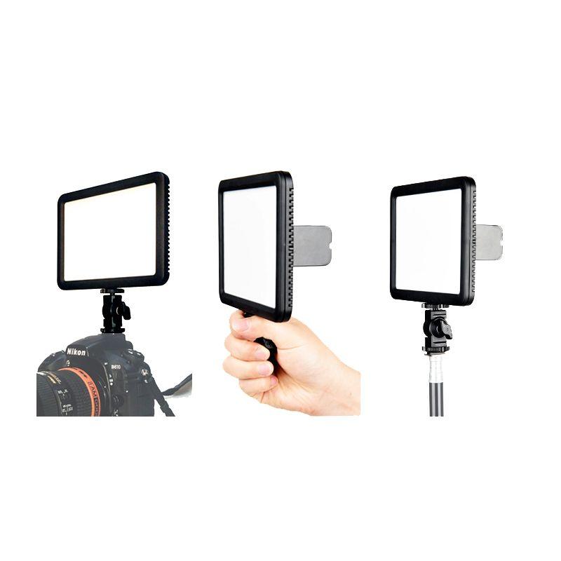 Iluminador LED Godox P120C Ultra Fino para Foto e Vídeo