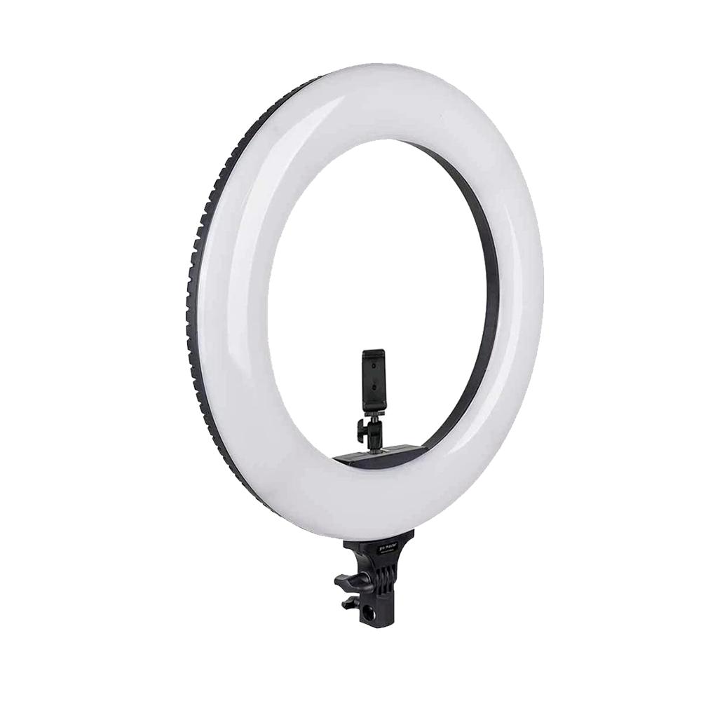 Iluminador Ring Light Greika R-40B Bicolor com 35cm (sem tripé)  - Fotolux
