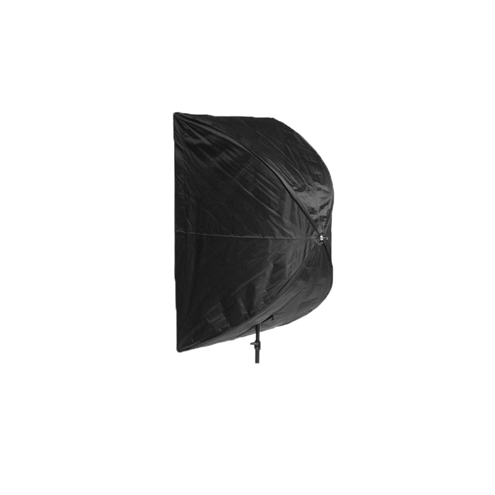 Kit de Iluminação Softbox Universal 90x90cm, Suporte Holder SPF-01 e tripé de 2m para Estúdio Fotográfico  - Fotolux