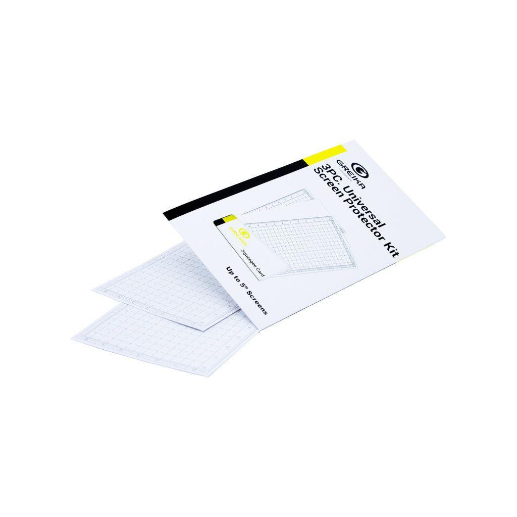 Kit de Limpeza 8 em 1 Greika para Lentes Fotográficas e Óticas em Geral - WOA2048