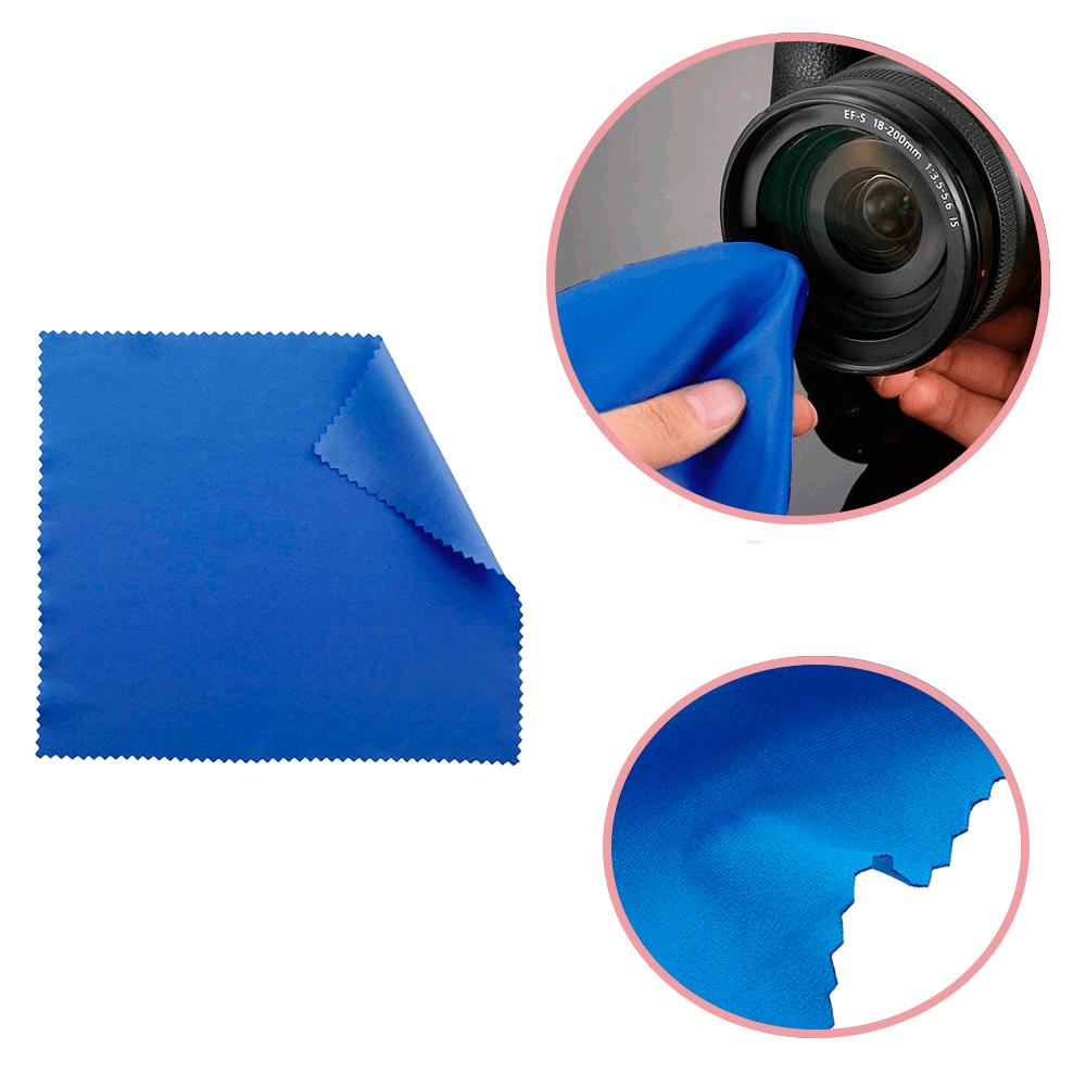 Kit de Limpeza para Câmera e Equipamentos Óticos 6 em 1 Easy EA7105  - Fotolux