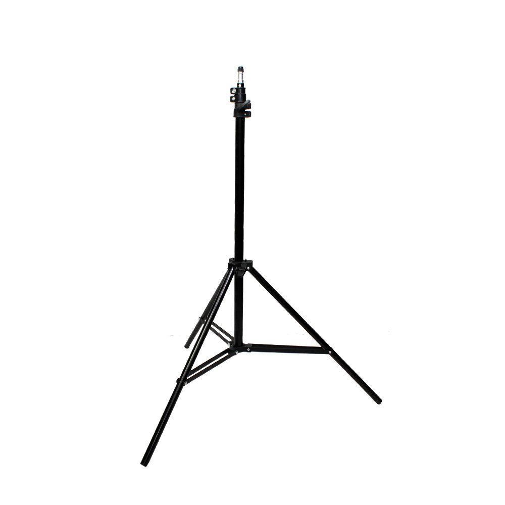 Kit Softbox Speedlite 60x60 Godox e Tripé de Iluminação de 2 metros para Flash Speedlite  - Fotolux