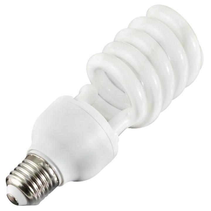 Lâmpada Fluorescente Espiral Greika 30 Watts 5400K