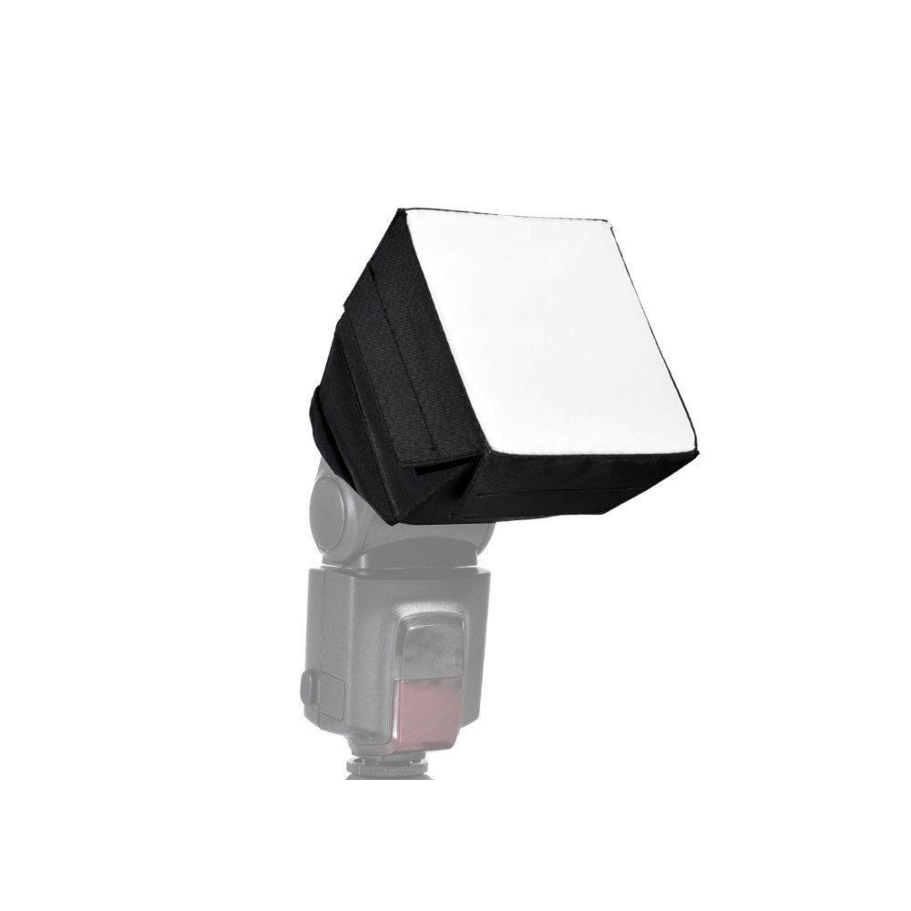Mini Softbox Godox SB1010 10x10cm para Flash Speedlite  - Fotolux